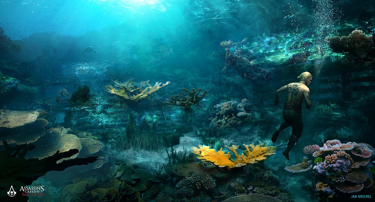 壁纸 海底 海底世界 海洋馆 水族馆 桌面 1280_690