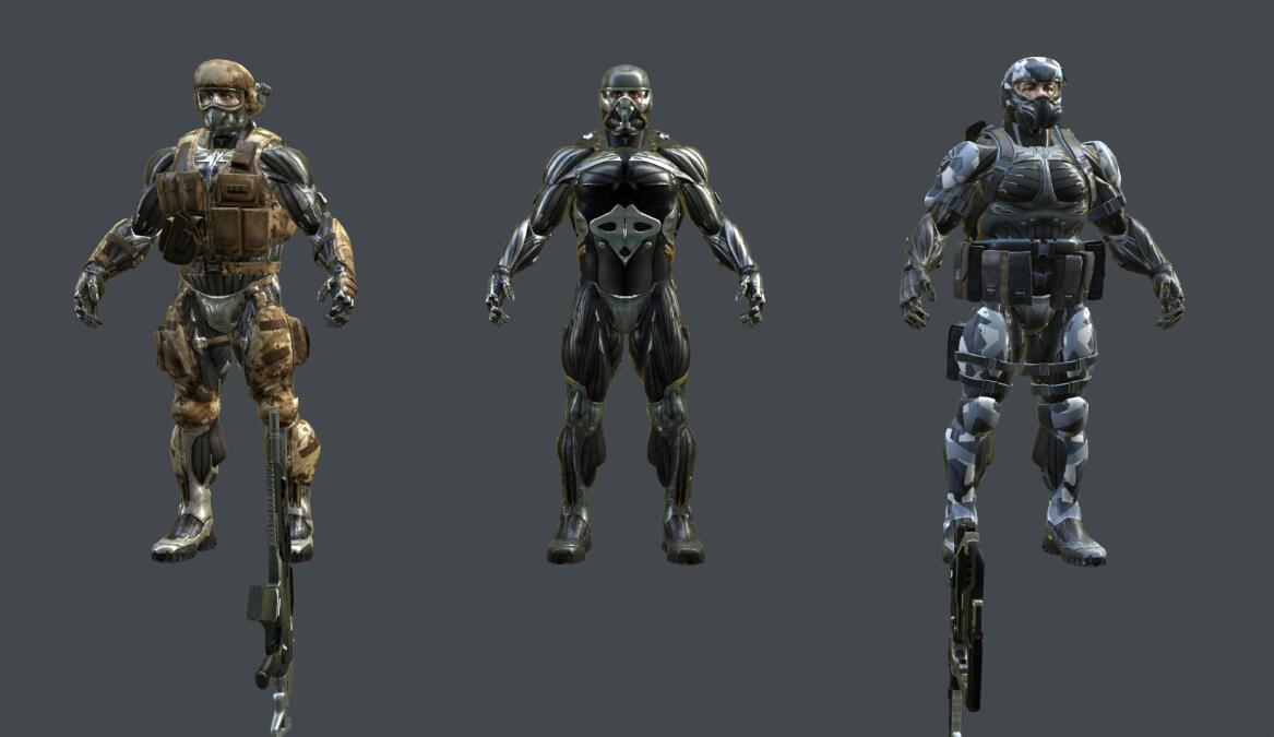 孤岛求生3个角色加两把武器