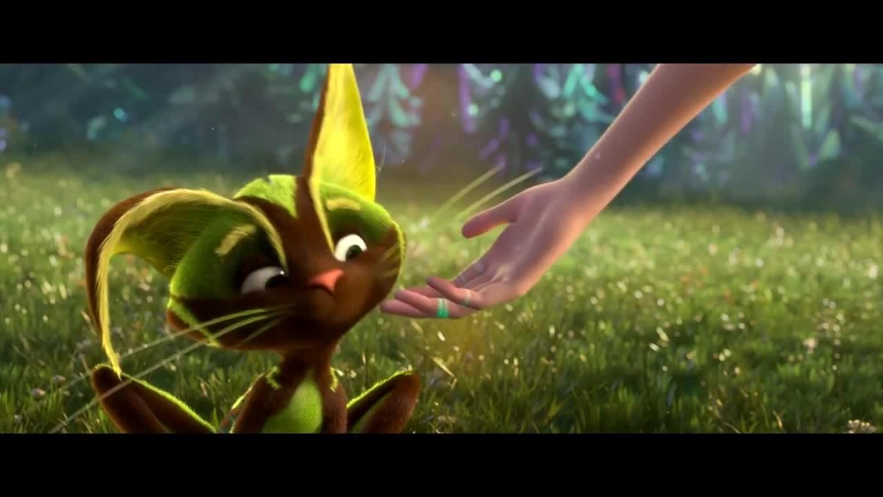 《妖精玛卡:森林之歌》是一部乌克兰制作的 3d 动画片,故事源于